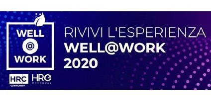 Well@Work 2020 – Rivivi l'esperienza
