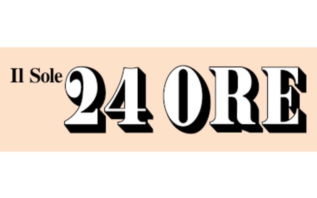 Il Sole 24 Ore parla del ComeBack